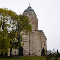 Суоменлинна, церковь