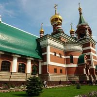 Храм в честь Св. Вмч. Георгия Победоносца