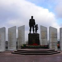 "Мемориал ""Солдатам правопорядка"""