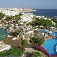 Вид на отель Hyatt Regency Sharm El Sheikh Resort