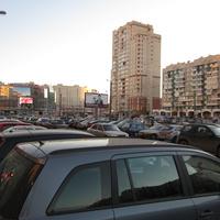 Комендантский проспект.2011г.