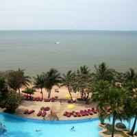 Вид на Сиамский залив /View of the Gulf of Siam/