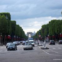 Елисейские Поля (Аvenue des Champs-Élysées)