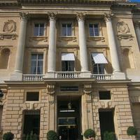 """Отель """"Крийон"""" (Hôtel de Crillon)"""