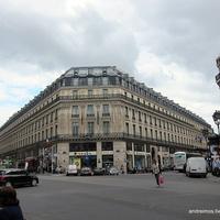 """Отель """"ИнтерКонтиненталь Париж Ле Гранд"""" (InterContinental Paris Le Grand)"""