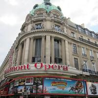 "Кинотеатр ""Гомон Опера"" (Gaumont-Opéra)"