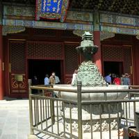 Пекин. Ламаистский монастырь