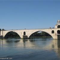 Мост Сен-Бенезе (Pont Saint-Benezet)