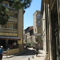 Улочка Авиньона