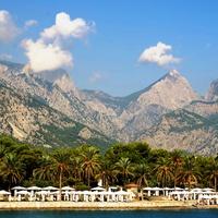 Горы в Beldibi