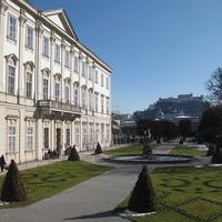 Дворец Мирабелль (Schloss Mirabell)