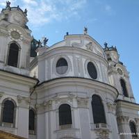 Коллегиальная церковь (Kollegienkirche)