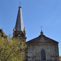 Лаццаро, старый город, церковь