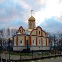 Свято-Никольский храм в селе Купино