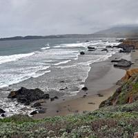 Побережья центральной Калифорнии