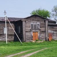 Церква Різдва Богородиці, дерев'яна, збудована 1768 р.