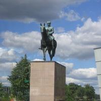 Памятник Маннергейму в Хельсинки