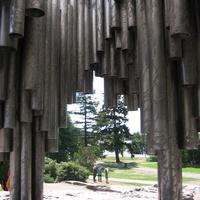 район Така-Тёёлё в парк Сибелиуса