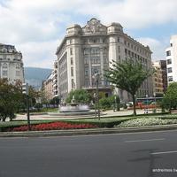 Площадь Федерико Моюа