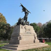 Памятник павшим 8 августа 1848