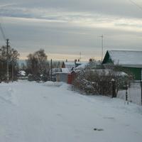слободка зимой