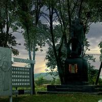 Памятник Воинской Славы в селе Большое Городище