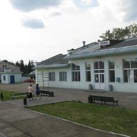 Коряжма станция Низовка 28/06/2011