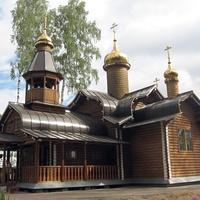 Агалатово. Церковь Бориса и Глеба
