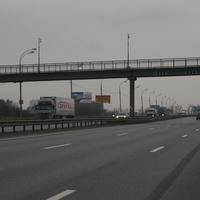М-4 «Дон», пешеходный мост