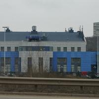 Дворец спорта в городе Видном
