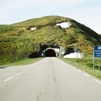 Лаердал, туннель