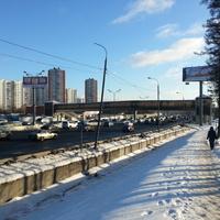 МКАД у Ясенево