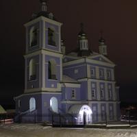 Ильинский храм г.Верея