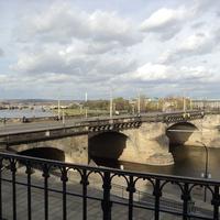 Мост через Эльбу