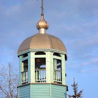 Мыльниково, Церковь Илии Пророка. 2013 г