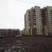 Дом на Гаккелевской.