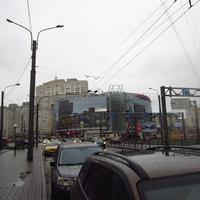 На Гаккелевской.