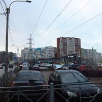 Дома на Гаккелевской.