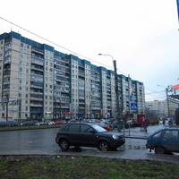 Улица Уточкина.