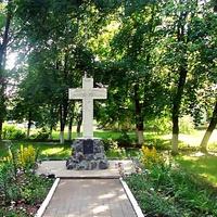 Крест в честь Святого Луки