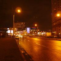 Улица Гаккелевская.