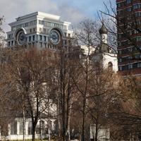 Жилой комплекс Коперник и Никольская церковь