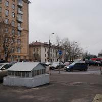 Станция Коломенская Пвелецкой ЖД