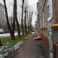 Во дворах 70-72 домов по Варшавскому шоссе