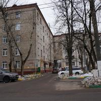 Варшавское шоссе, 72 корпус 1 и 2