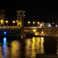 Александрия, мост Стэнли