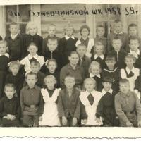 Глембочинская средняя школа