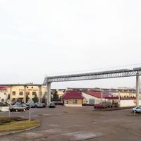 Локомотивное депо.