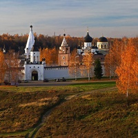 Свято-Успенский монастырь.