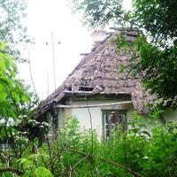 Грушківка, раритетна хатинка